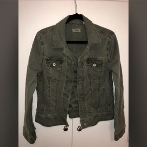 Levi Army Green Jacket